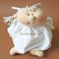 Ангел в платье девочка
