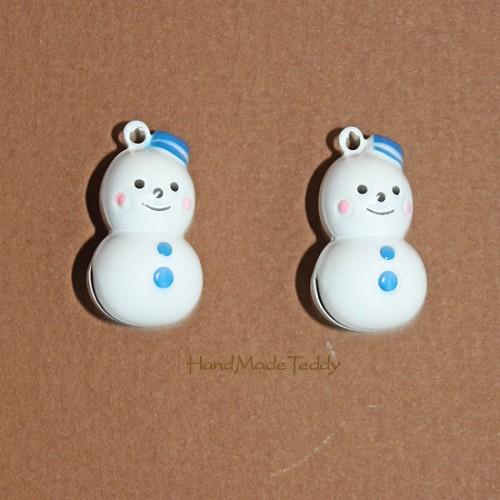 Бубенец Снеговик