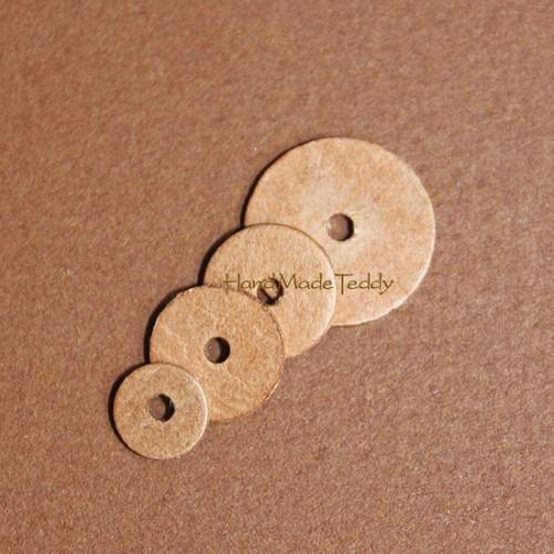 Мини диски из картона DE