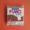 Fimo Soft 075 шоколадный